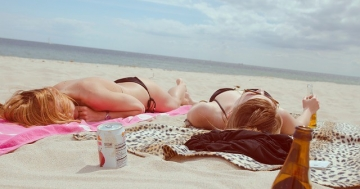 Sommerbräune verlängern & länger braune Haut